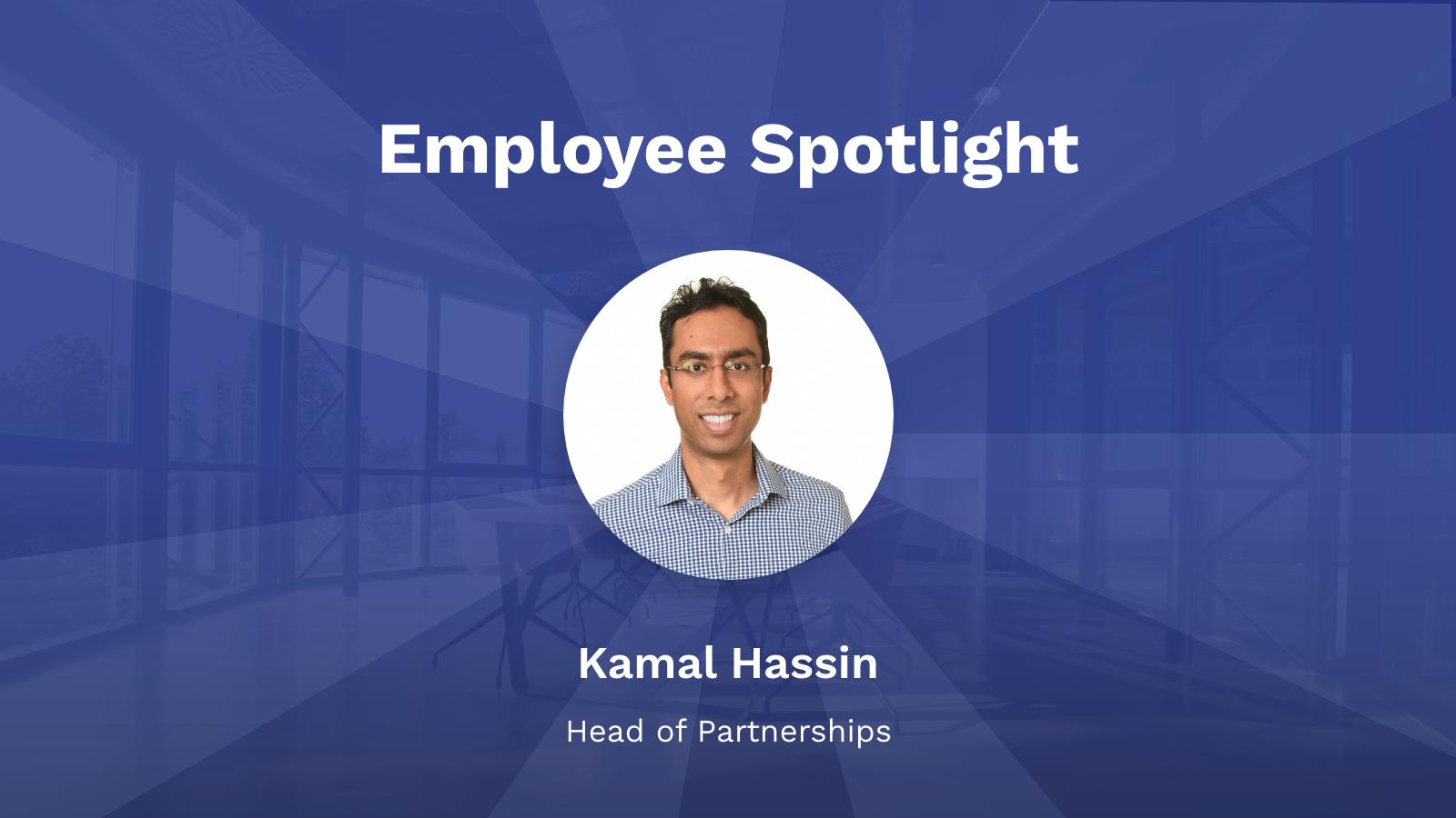 Spotlight Blog - Kamal